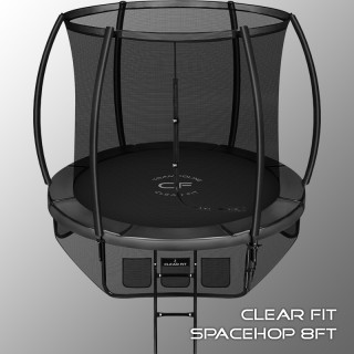 Батут CLEAR FIT SPACE HOP 8 FT