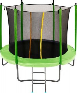 Батут JUMPY COMFORT 8 FT GREEN
