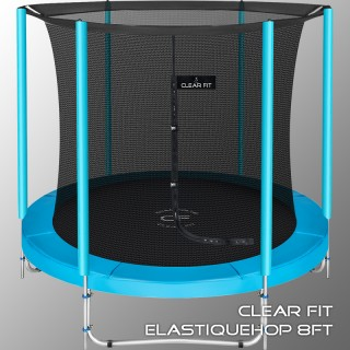 Батут CLEAR FIT ELASTIQUE HOP 8 FT