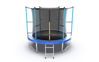 Батут EVO JUMP INTERNAL 8FT BLUE