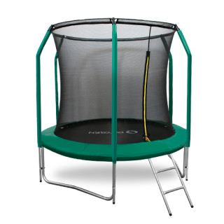 Батут JUMPY PREMIUM 8 FT GREEN