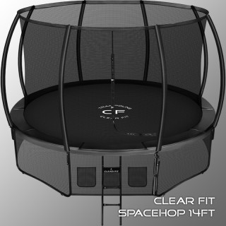 Батут CLEAR FIT SPACE HOP 14 FT